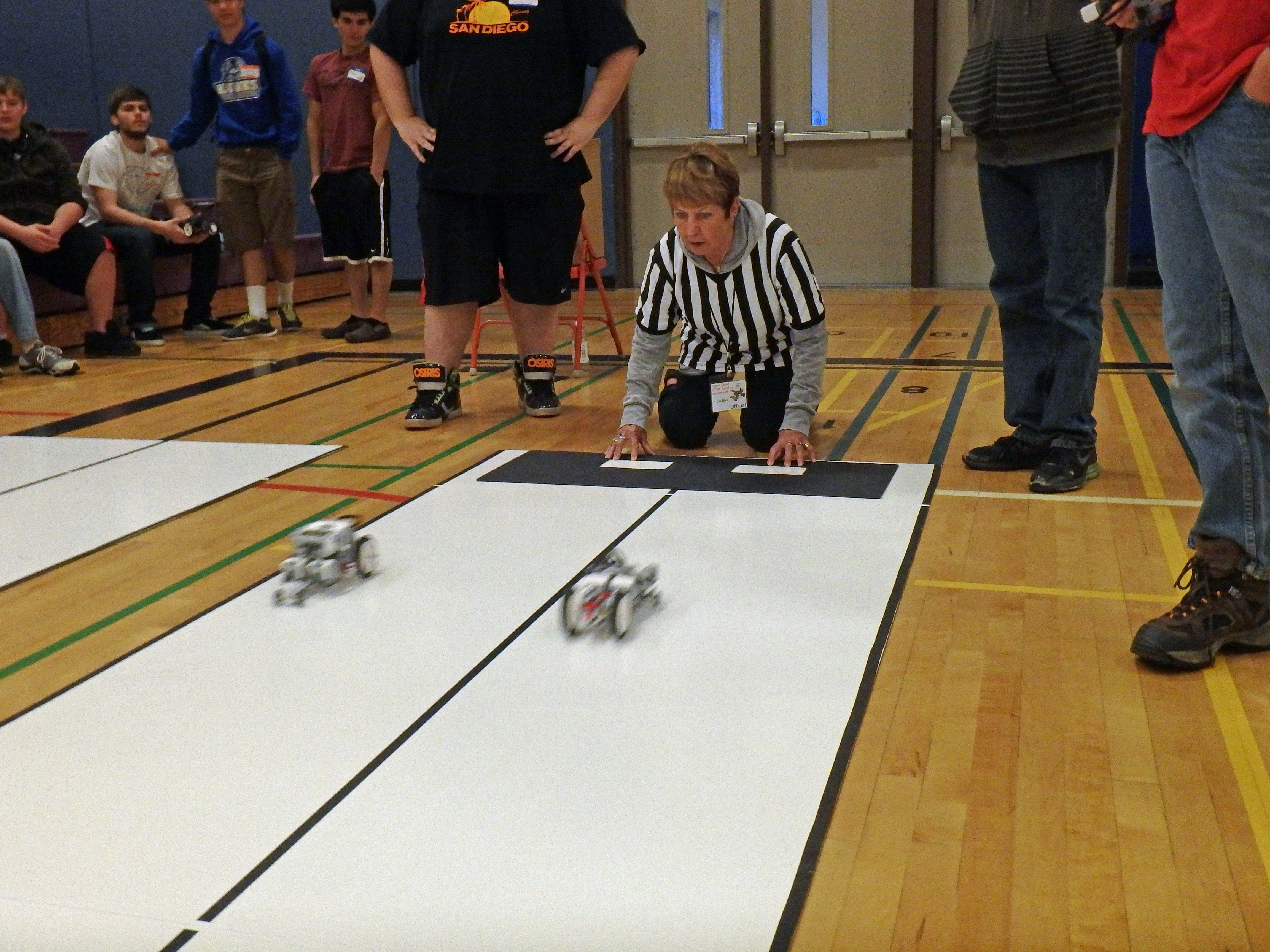 Color Activated Robo Dragster Stemrobotics